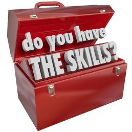 Tienes las habilidades?